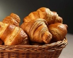Delicious croissants