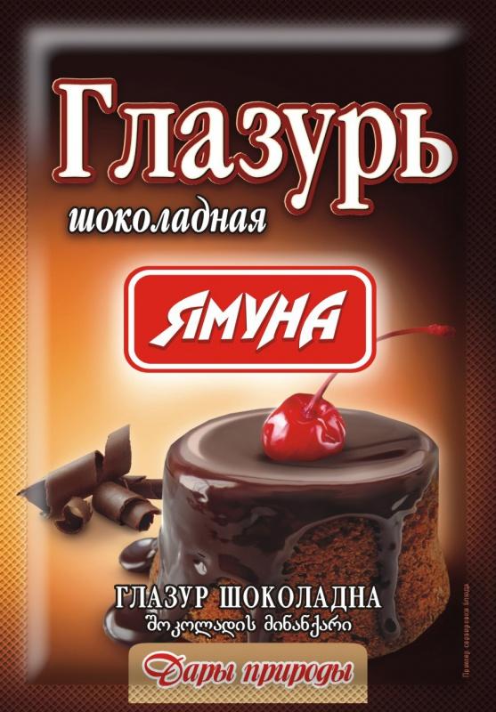 Сухая шоколадная глазурь рецепт